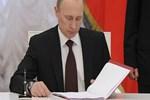 Putin'den Suriye kararı!