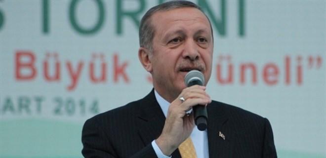 Erdoğan'dan 3. darbe iddiasına tepki
