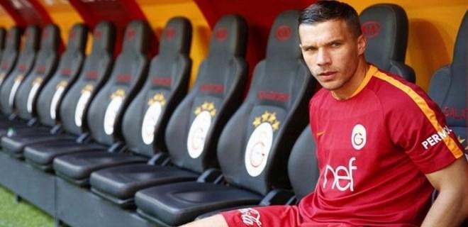 Lukas Podolski İngiltere maçı ile veda ediyor