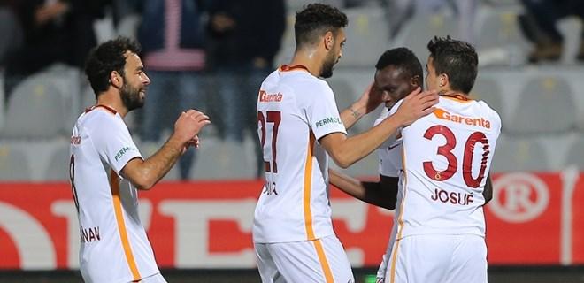 Gençlerbirliği: 0 - Galatasaray:1