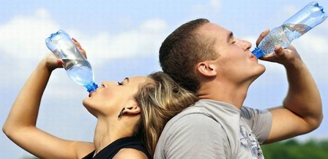 Su tüketimini artırmanın kolay yolları