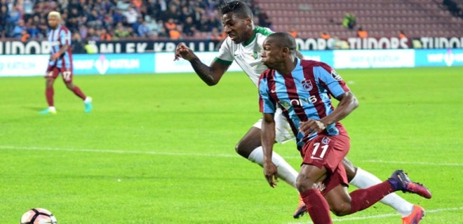 Trabzonspor Fatih'i geçemedi!