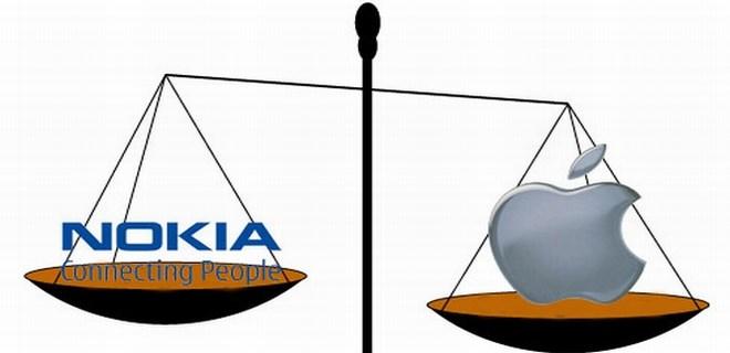 Nokia, Apple'a rakip oluyor
