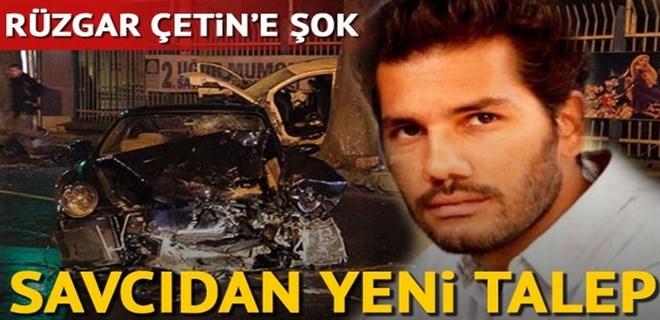 Savcıdan Rüzgar Çetin kararına itiraz!