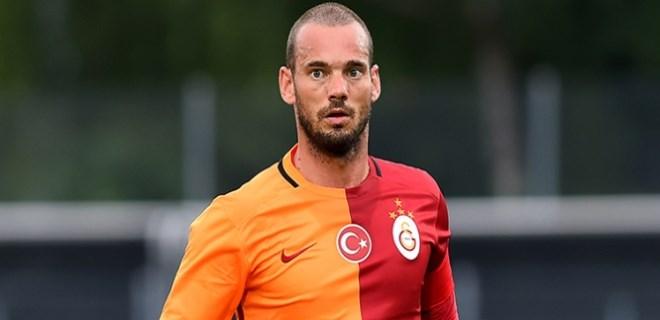 Galatasaray'da Wesley Sneijder sıkıntısı!