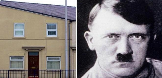 Adolf Hitler'in doğduğu ev yıkılacak!