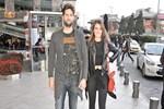 Gizem Karaca sevgilisiyle sinema keyfi yaptı