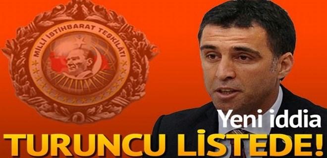 'Hakan Şükür turuncu listede' iddiası