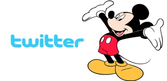 Disney'de Twitter'dan vazgeçti!
