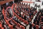 Erdoğan Meclis'e geldi, Deniz Baykal salonu terk etti