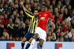 Manchester United: 4 - Fenerbahçe: 1