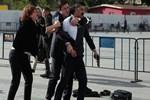 Can Dündar'a saldıran sanık tahliye edildi