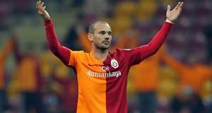 Wesley Sneijder: 'Tehlike benim'