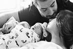 Buse Terim bebeğinin ilk fotoğrafını paylaştı