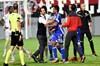 TFF 1. Lig'in 8. haftasındaki Göztepe-Eskişehirspor karşılaşması, 2-1 ev sahibi ekibin lehine devam...