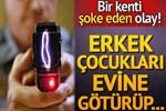 Adana'da şok cihazlı iğrenç tacizci tutuklandı!