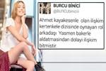 Burcu Binici, ihaneti sosyal medyadan duyurdu!