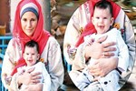 Burcu Çetinkaya'nın bebeğiyle ilk pozu!