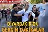 Diyarbakır'da Büyükşehir Belediyesi Başkanı Gültan Kışanak ile Eşbaşkan Fırat Anlı'nın gözaltına...