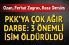 Tunceli'de düzenlenen operasyonlar sırasında, terör örgütü PKK'nın bölgedeki önde gelen...