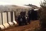Hatay'ın Afrin sınırında gerginlik
