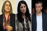 Gültan Kışanak, Ayla Akat Ata ve Fırat Anlı terörden tutuklandı
