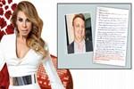 Evli çıkan nişanlıdan Linet'e özür mektubu!