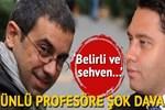 Prof. Dr. Erhan Büyükakıncı'ya dolandırıcılık davası