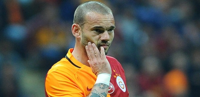 Wesley Sneijder 'o maddeyi' kullanmadı!