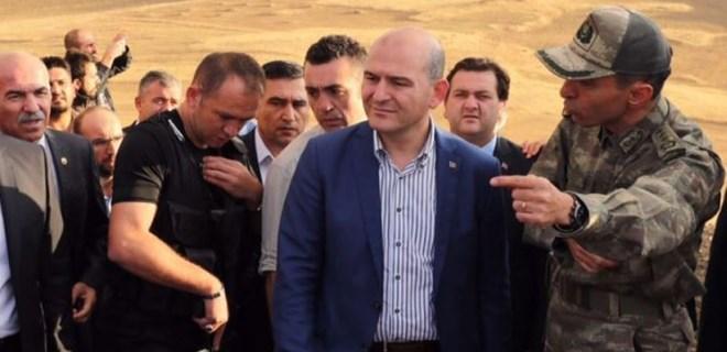 Bakan Süleyman Soylu'dan Yüksekova açıklaması