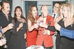 Mehmet Dalmaz'dan iki milyon dolarlık yıldönümü hediyesi