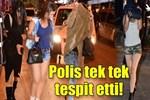 Adana'da bar ve gece kulüplerine baskın