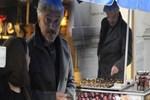Behzat Uygur kestane pişirip sattı