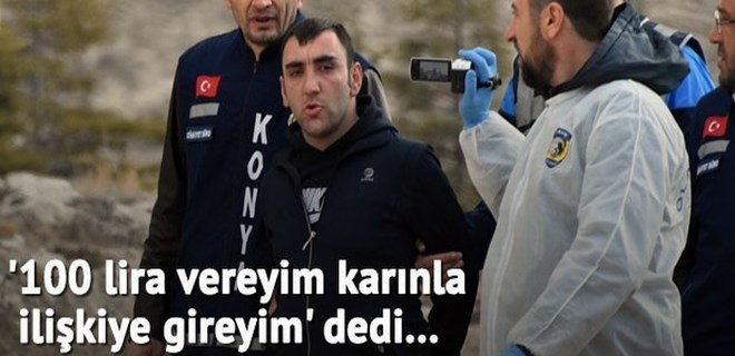 Konya'da korkunç cinayet!..