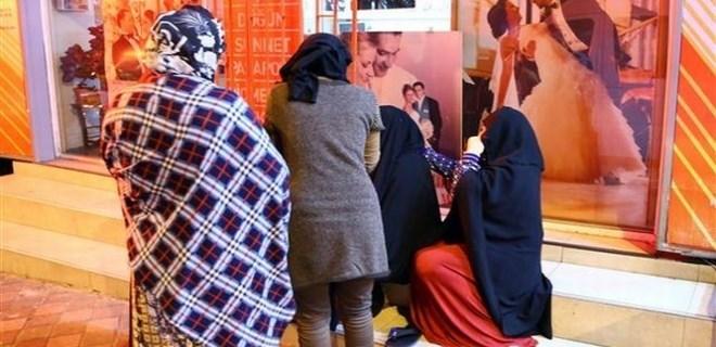 Suriyeli ailenin altınları bulundu