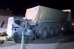 Eyüp'te feci trafik kazası!...