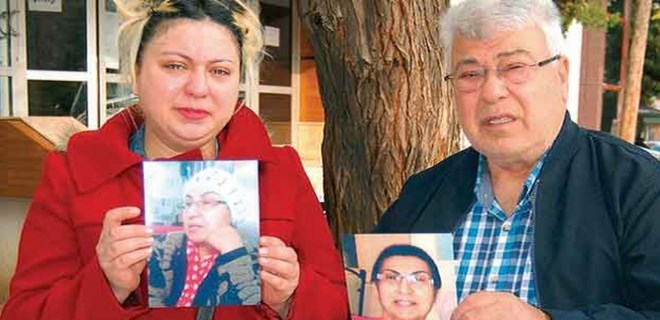 Annesini arayan Pınar'ın gözyaşları dinmiyor