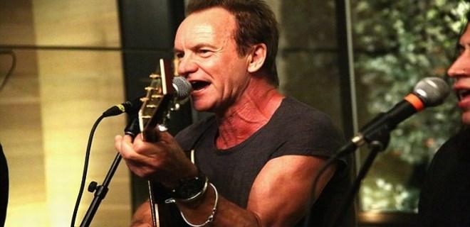Sting evlatlarını mirasından neden men etti?