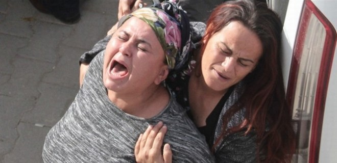 Adana'da yürek yakan olay!...