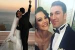Şarkıcı Nez evlendi!...