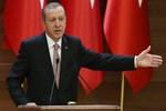 Erdoğan'dan 'cinsel istismar' önergesiyle ilgili açıklama
