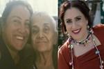 Birgül Ulusoy annesini kaybetti