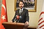 Bakan Albayrak'tan 'Şangay' açıklaması