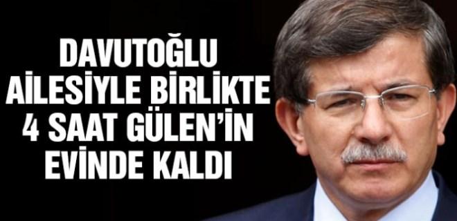 İlhan İşbilen'den Ahmet Davutoğlu açıklaması