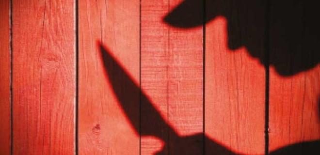 Tartıştığı karısı tarafından bıçaklanan kişi öldü