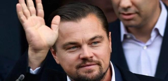 Leonardo di Caprio soluğu et lokantasında aldı