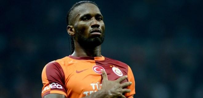 Galatasaray'da Drogba sesleri