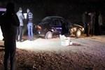 Polisten kaçan otomobilden ceset çıktı