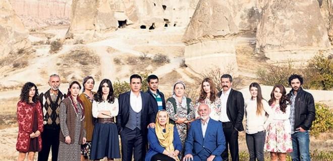 Kapadokya'ya Emrah bereketi
