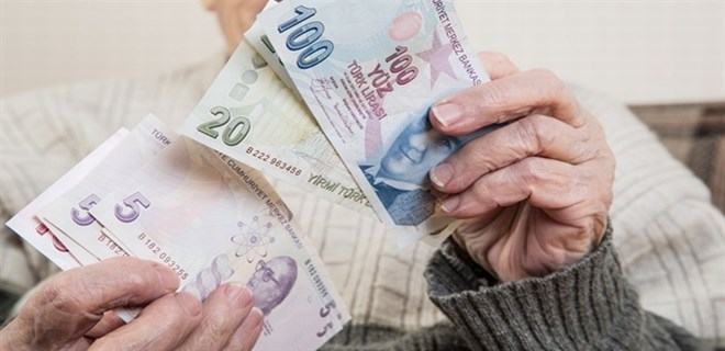 Emekli maaşına yüzde 15 zam